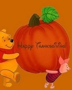 Thanksgiving for Pooh and Piglet