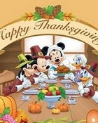 Disney Thanksgiving Feast