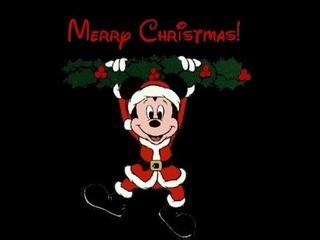 Free Merry Christmas Mickey phone wallpaper by missjas