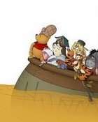 Captain Pooh and His Crew