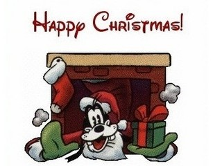 Free Goofy Christmas phone wallpaper by missjas