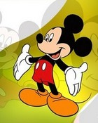 Mickey Mouse wallpaper 1