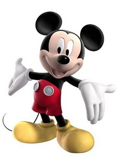 Free Mickey Mouse 3D phone wallpaper by missjas