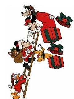 Free Disney Christmas phone wallpaper by missjas