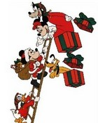 Disney Christmas wallpaper 1