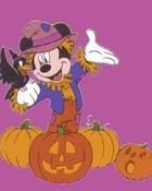 Scarecrow Mickey