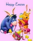 Pooh and Friends Easter