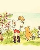 Classic Pooh wallpaper 1