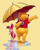 Winnie The Pooh and The Rainy Day