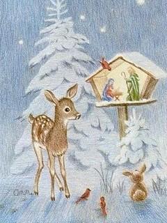 Free Natures Christmas phone wallpaper by missjas
