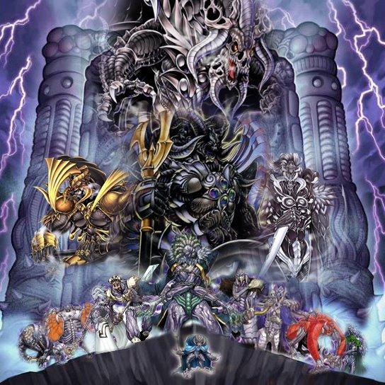 Free The Darkworld.jpg phone wallpaper by lightanddarkness