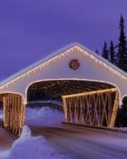 Covered Bridge Christmas 2
