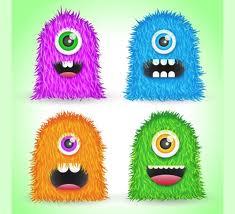Free furry lil monsters.jpg phone wallpaper by squekers