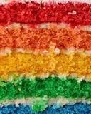 Free Rainbow Cake BEST! phone wallpaper by sh0kr0k