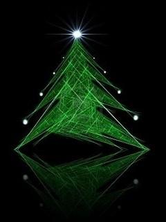 Free Christmas Tree phone wallpaper by missjas