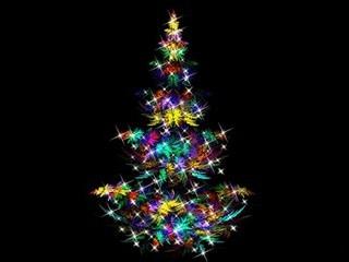 Free Colorful Christmas Tree phone wallpaper by missjas