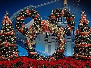 Free Walt Disney Christmas phone wallpaper by missjas