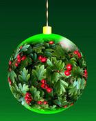 Christmas Ornament wallpaper 1