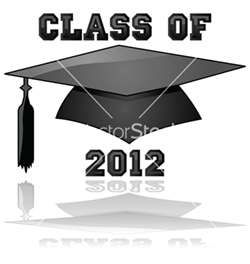 Free class of 2012 phone wallpaper by gyptiangirls