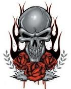 Skull an roses.jpg