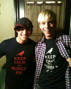 Curt Mega and Riker Lynch