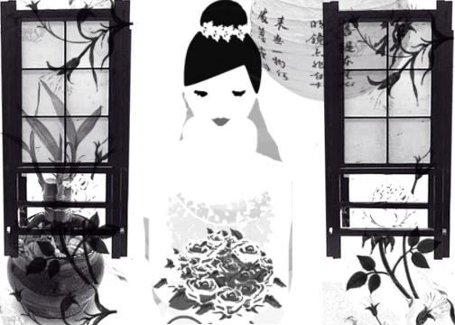 Free Asian Wedding.jpg phone wallpaper by alicia1099
