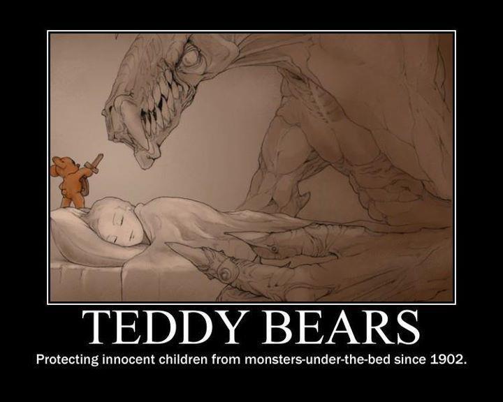 Free Teddy Bears phone wallpaper by skrillex_kid18
