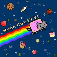 Free Nyan Cat.jpg phone wallpaper by casie1229
