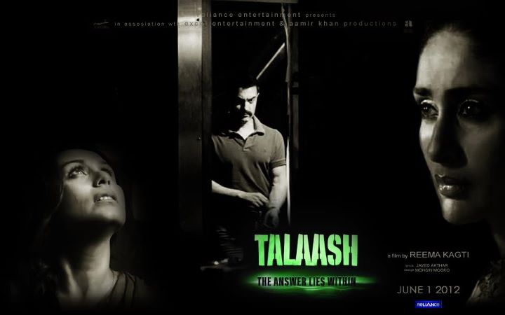 Free Talaash phone wallpaper by mosko2255