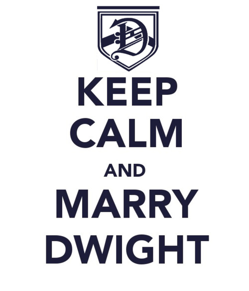 Free Keep Calm and Marry Dwight phone wallpaper by underbored