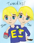Dalton's Tweedle Dum and Dee