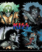 kiss  wallpaper 1