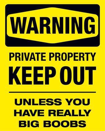 Free warning phone wallpaper by lilmomma8786