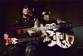Free synyster gates and zacky v phone wallpaper by synystergates25