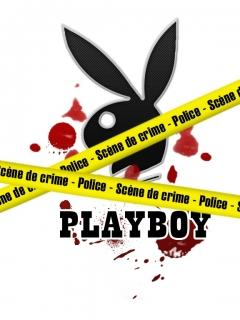 Free crime scene playboy phone wallpaper by lilmomma8786