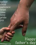 """{""""""""HAPPy PAPA~DAY""""""""}"""