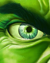 Free hulk eye phone wallpaper by bsl71