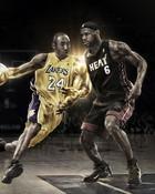 Kobe & LeBron.jpg wallpaper 1