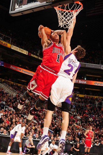 Free Derrick Rose poster Goran Dragic.jpg phone wallpaper by donovanclyde