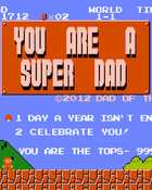 {{SUP3R DAD DAY}{}