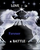 love is forever a battle