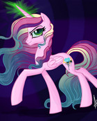 evil_princess_cadence_mlp_fim_by_omg_chibi-d4x8k1u.jpeg wallpaper 1