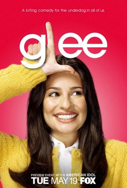 Free Glee: Poster- Rachel phone wallpaper by cgarcia221