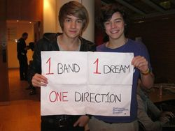 Free One Band, One Dream, One Direction phone wallpaper by onedirection919