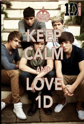 Free Keep calm One direction phone wallpaper by onedirection919