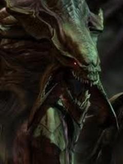 Free Hydra Head.jpg phone wallpaper by weredragon