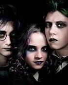 Gothic Golden Trio