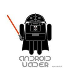 Free android vader phone wallpaper by osvaldovillaf