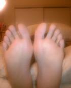 Lick Jessica Ortiz's female feet