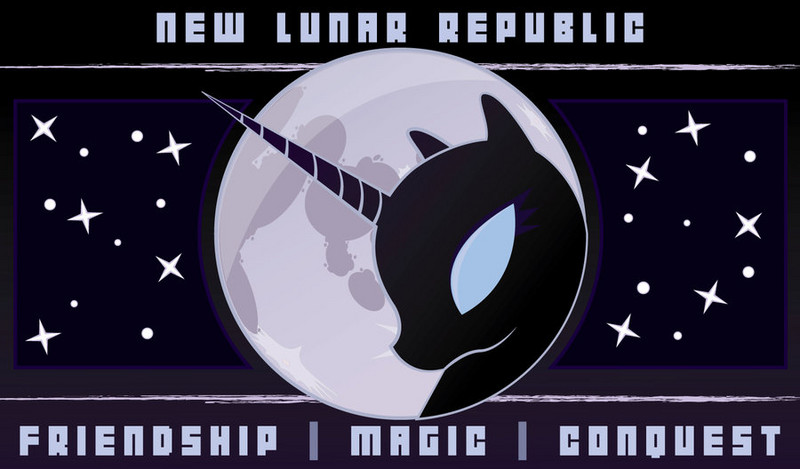 Free The New Lunar Republic flag phone wallpaper by david316